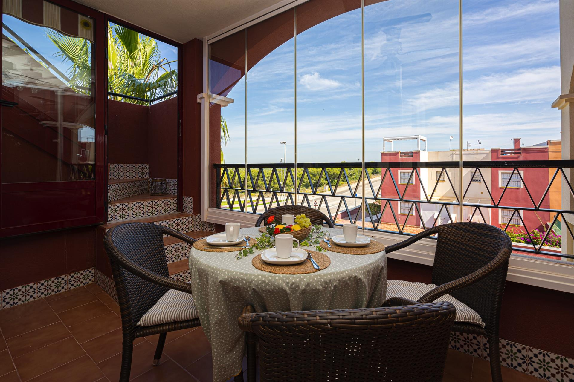 Picasso,Lovely apartment  with communal pool in Orihuela Costa, on the Costa Blanca, Spain for 4 persons.....