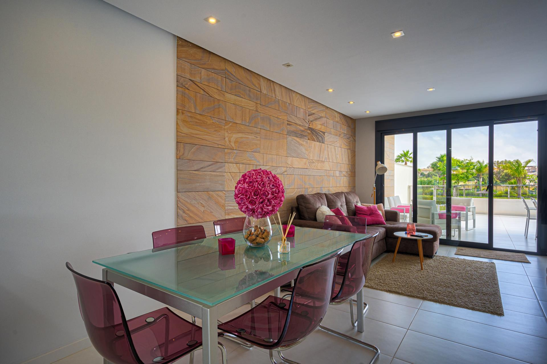 Bioko,Modern apartment  with communal pool in Torre De La Horadada, on the Costa Blanca, Spain for 4 persons.....