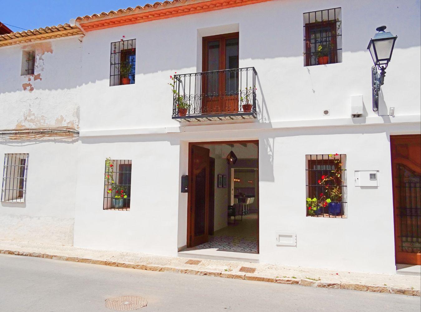 Mooi en comfortabel appartement in Altea, aan de Costa Blanca, Spanje voor 2 personen