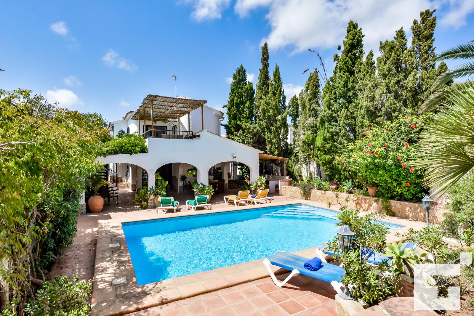 Villa Jardin,.....