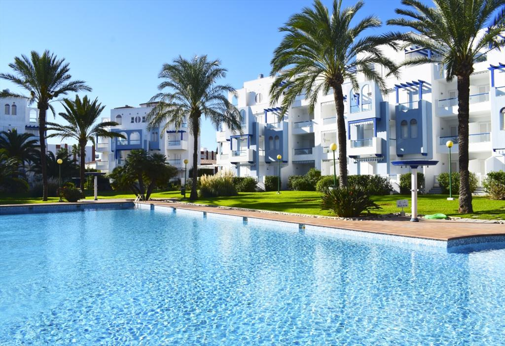 Calablanca Les Marines AP2210,Wonderful and comfortable apartment  with communal pool in Denia, on the Costa Blanca, Spain for 4 persons.....