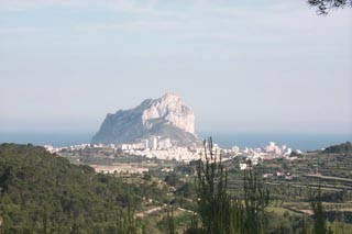Villa 2020, Villa in Benissa, on the Costa Blanca, Spain  with private pool for 5 persons.....