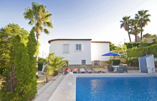 Patrax 10 La Nucia, Villa  with private pool in Altea, on the Costa Blanca, Spain for 10 persons...