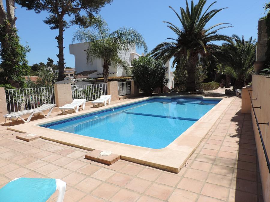 Villa 2000,Villa en Calpe, en la Costa Blanca, España  con piscina privada para 8 personas.....