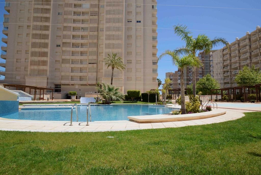 Apartamento Apolo XVI 37, Apartment in Calpe, on the Costa Blanca, Spain  with communal pool for 4 persons.....