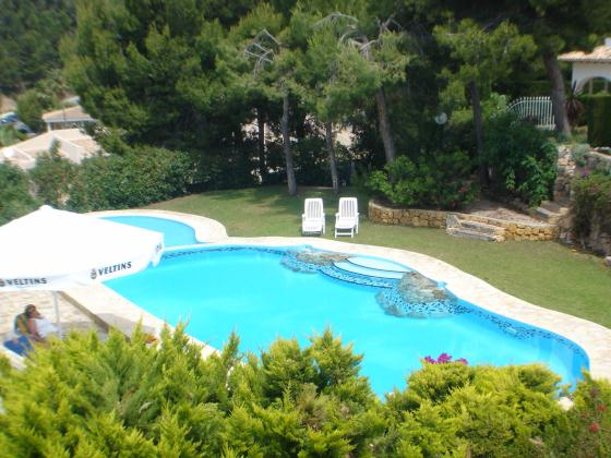 La Virreina 004, Holiday house in Altea, on the Costa Blanca, Spain  with communal pool for 4 persons.....