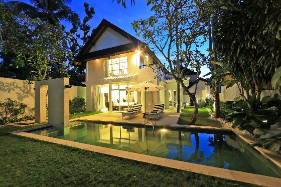 Amore, Beautiful and luxury villa  with private pool in Seminyak, Bali, Indonesia for 4 persons...
