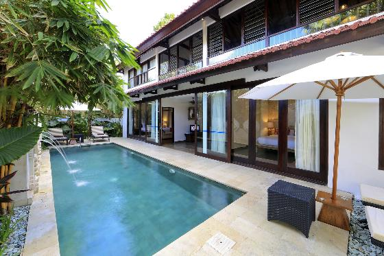 Cinta, Large and luxury villa in Seminyak, Bali, Indonesia  with private pool for 6 persons...