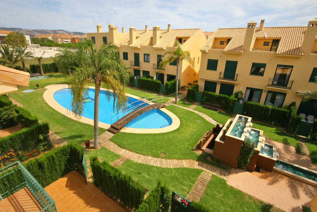 Labelia, Apartment  with communal pool in Javea, on the Costa Blanca, Spain for 8 persons.....