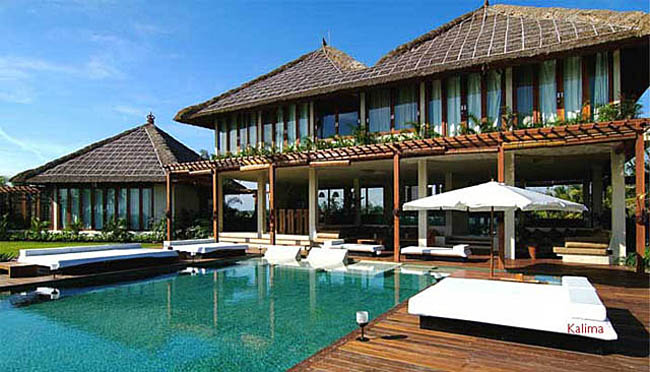 Kalima, Beautiful and luxury villa in Seseh, Bali, Indonesia  with private pool for 12 persons...
