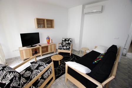 Apartamento B Casas Colon LT,Apartamento maravilloso y confortable en el centro del pueblo de Teulada, en la Costa Blanca, España para 6.....