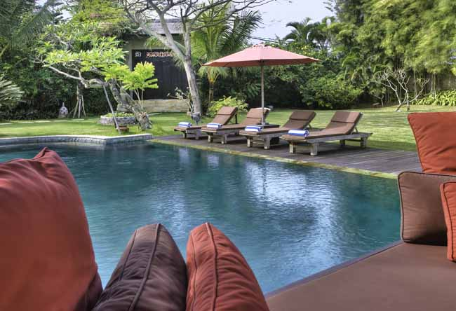 Anyar, Large and luxury villa in Umalas, Bali, Indonesia  with private pool for 10 persons...