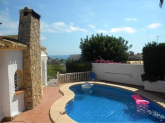 Villa 1002, Villa  with private pool in Benissa, on the Costa Blanca, Spain for 6 persons.....