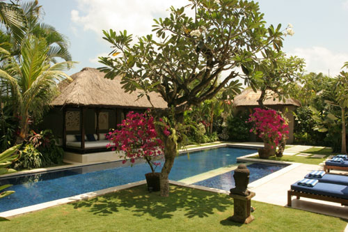Jemma,Beautiful and luxury villa in Seminyak, Bali, Indonesia  with private pool for 8 persons...