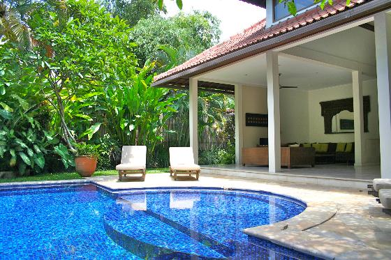 Villa Eight Super Deluxe A, Wonderful and luxury villa in Seminyak, Bali, Indonesia  with private pool for 4 persons...