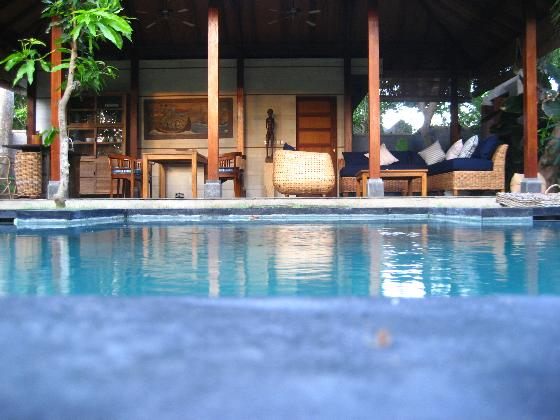 Gecko, Beautiful and romantic villa in Jimbaran, Bali, Indonesia  with private pool for 2 persons...