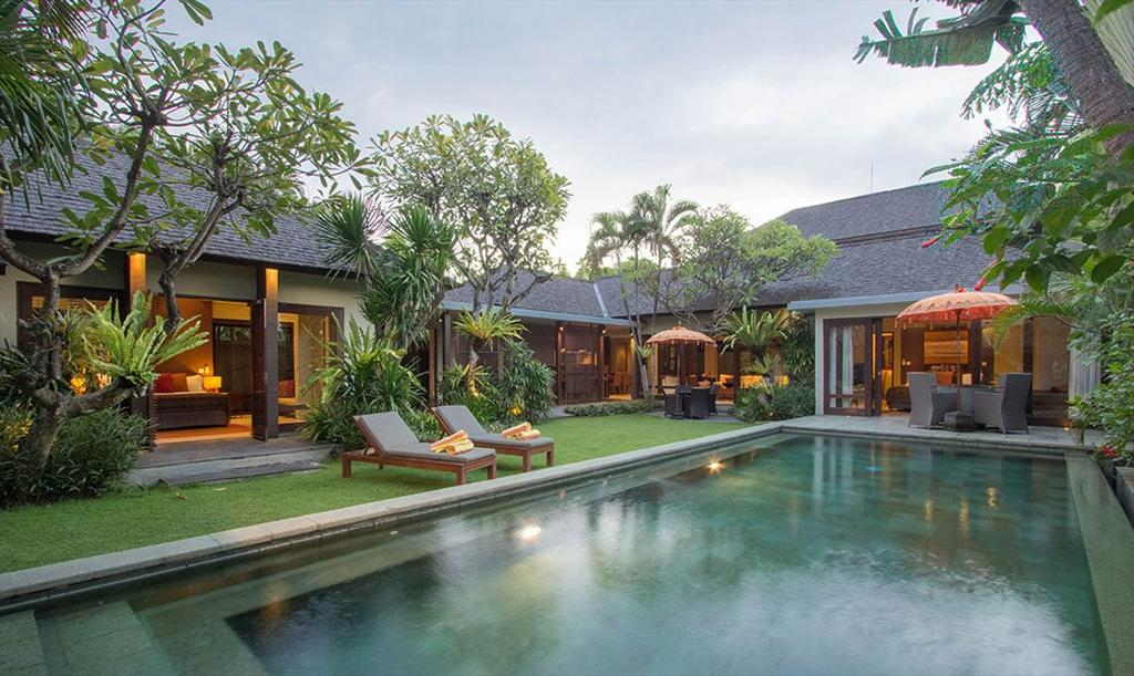 Chimera Orange, Beautiful and nice villa  with private pool in Seminyak, Bali, Indonesia for 4 persons...
