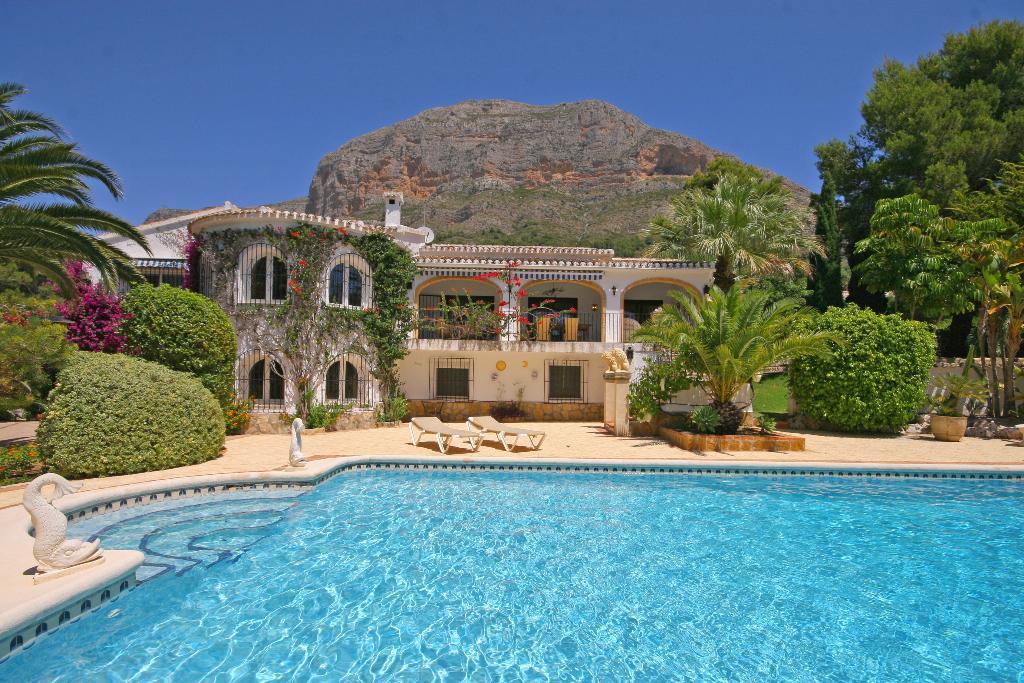 Дома в испании коста бланка погода