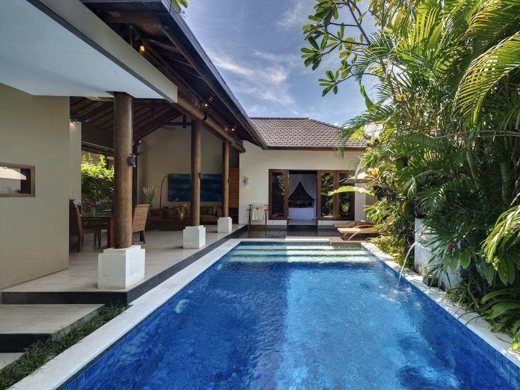Lakshmi Solo, Beautiful and luxury villa  with private pool in Seminyak, Bali, Indonesia for 2 persons...