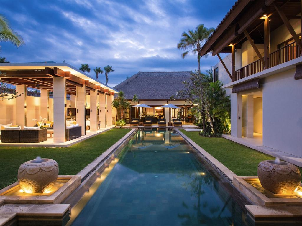 Lilibel, Large and luxury villa in Seminyak, Bali, Indonesia  with private pool for 12 persons...