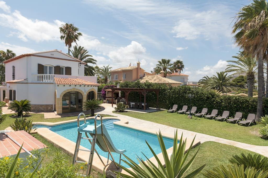 Villa Neptun 8, Villa  with private pool in Denia, on the Costa Blanca, Spain for 8 persons.....