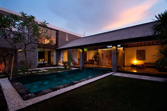 Anjali Green 2, Comfortable villa   in Seminyak, Bali, Indonesia  with private pool, for a maximum of 4 persons....
