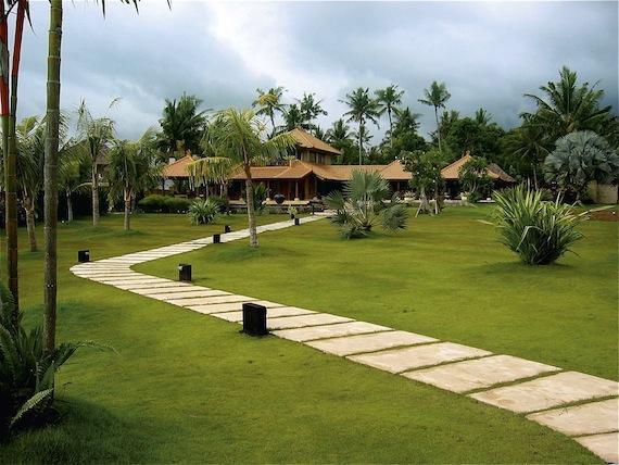 Joan,Villa bonita y de lujo en Canggu, Bali, Indonesia  con piscina privada para 4 personas...