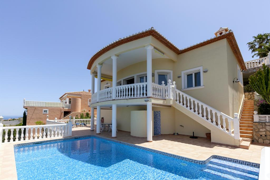 Casa Penney 4, Comfortable villa  with private pool in Denia, on the Costa Blanca, Spain for 4 persons...