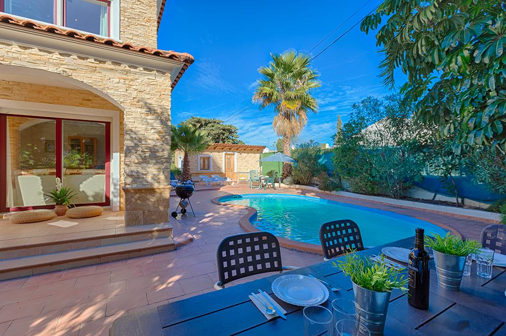 Romero 8, Villa  with private pool in Calpe, on the Costa Blanca, Spain for 8 persons...