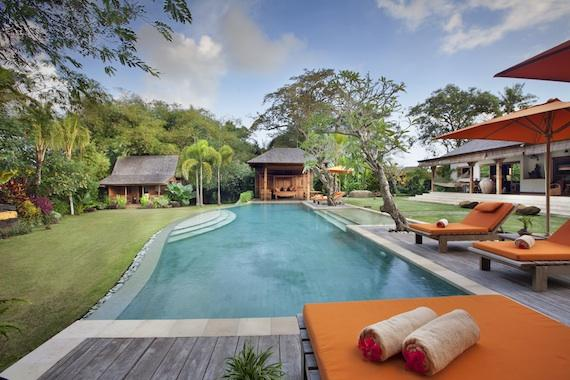 Kavaya, Beautiful and comfortable villa in Canggu, Bali, Indonesia  with private pool for 8 persons...