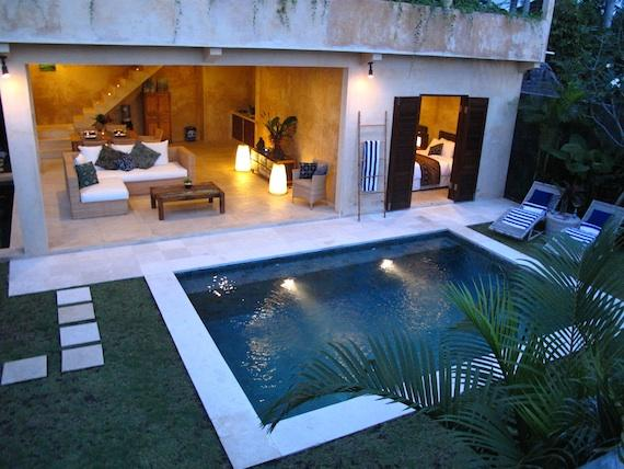 Rumi mimpi, Beautiful and luxury villa  with private pool in Seminyak, Bali, Indonesia for 4 persons...