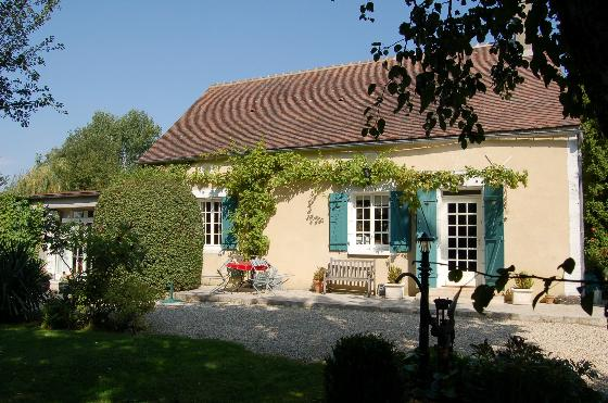 Les desleaux, Holiday home  with private pool in Saint Colombe sur Loing, Burgundy, France for 6 persons...