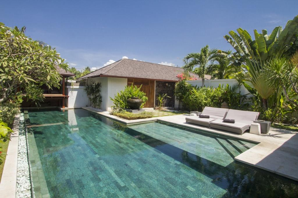Hitu 3BR, Beautiful and luxury villa in Seminyak, Bali, Indonesia  with private pool for 6 persons...