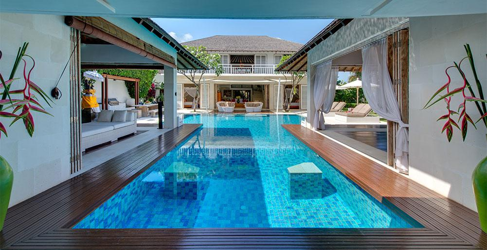 Jajaliluna, Large and luxury villa in Seminyak, Bali, Indonesia  with private pool for 8 persons...