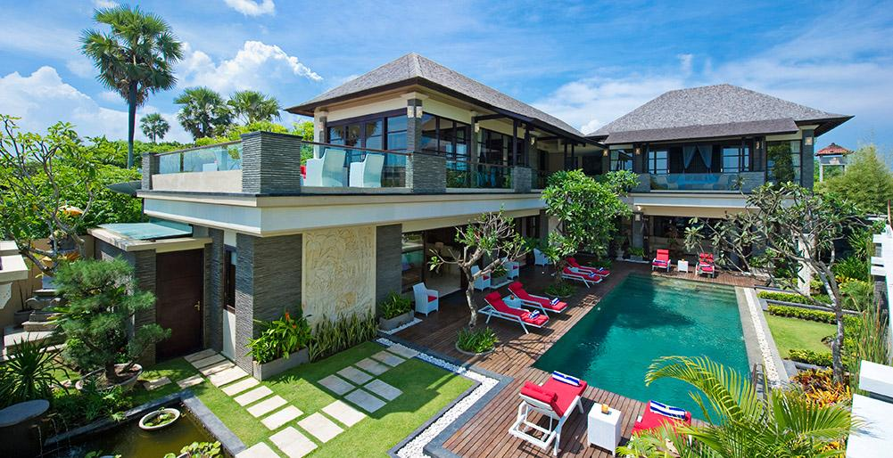 Lega, Large and luxury villa in Seminyak, Bali, Indonesia  with private pool for 10 persons...