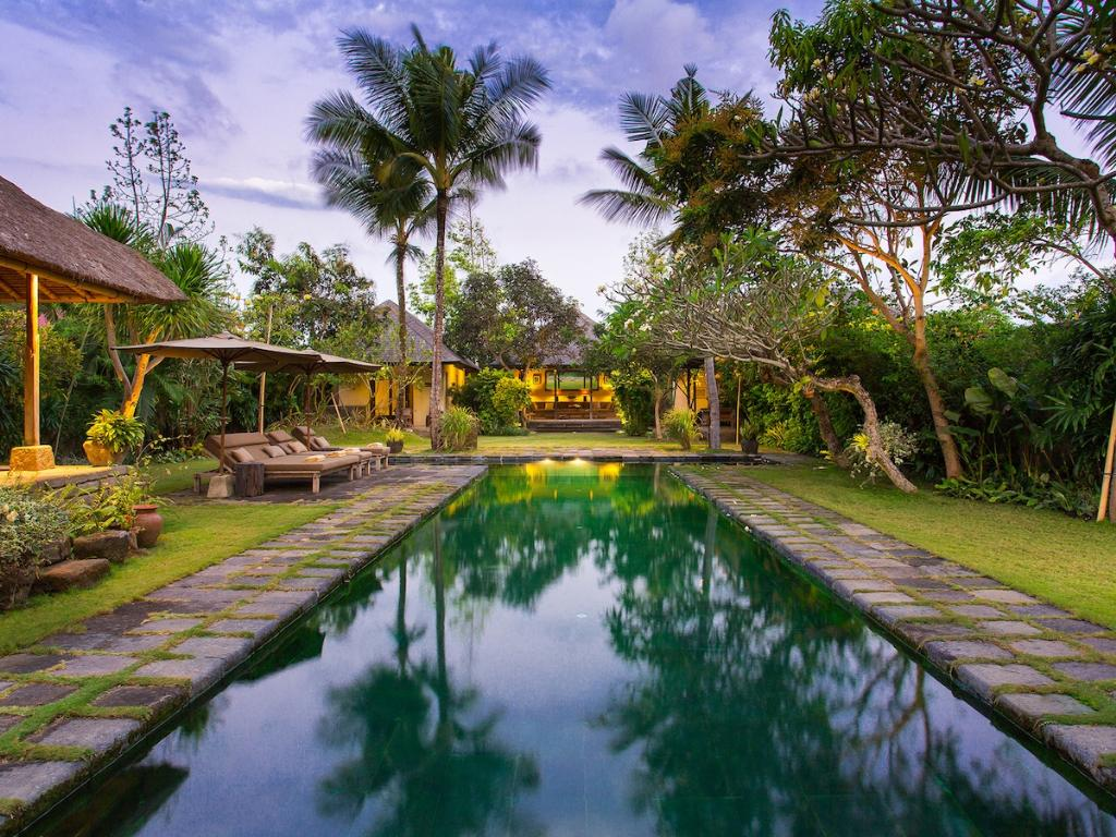 Belong Dua, Beautiful and luxury villa in Seseh, Bali, Indonesia  with private pool for 4 persons...