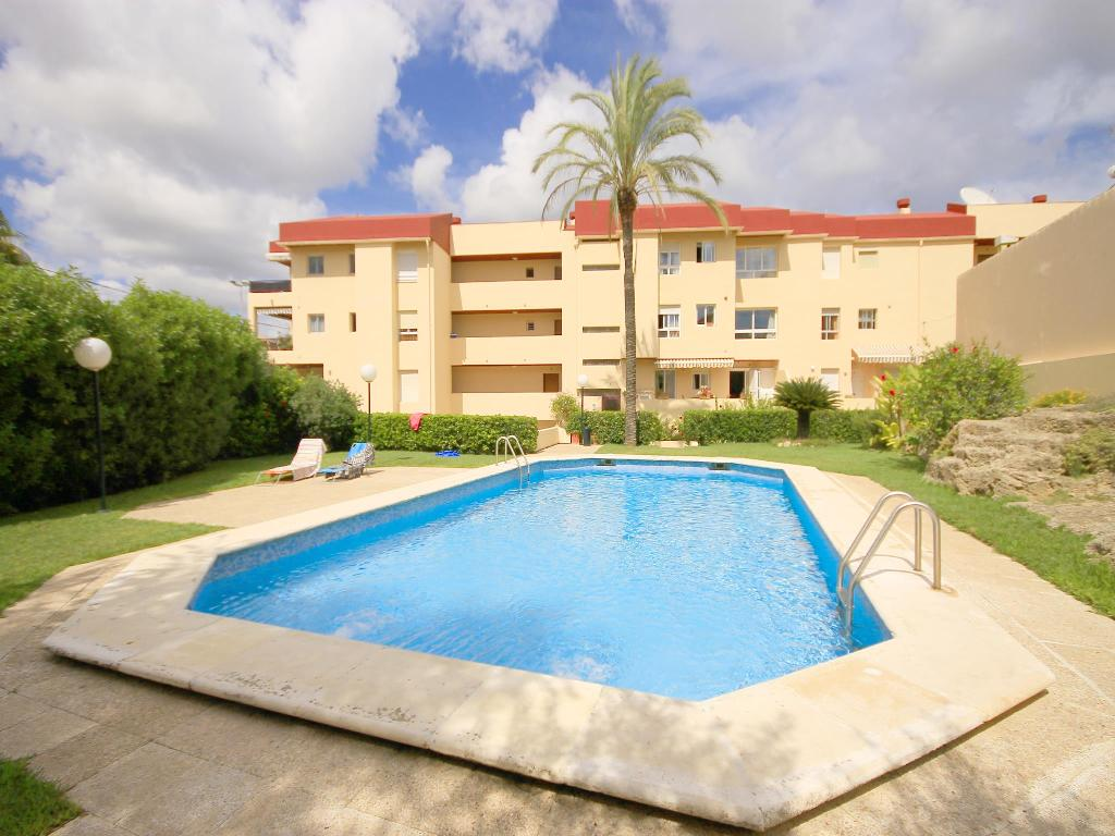 Montañar, Modern and cheerful apartment in Javea, on the Costa Blanca, Spain for 4 persons...