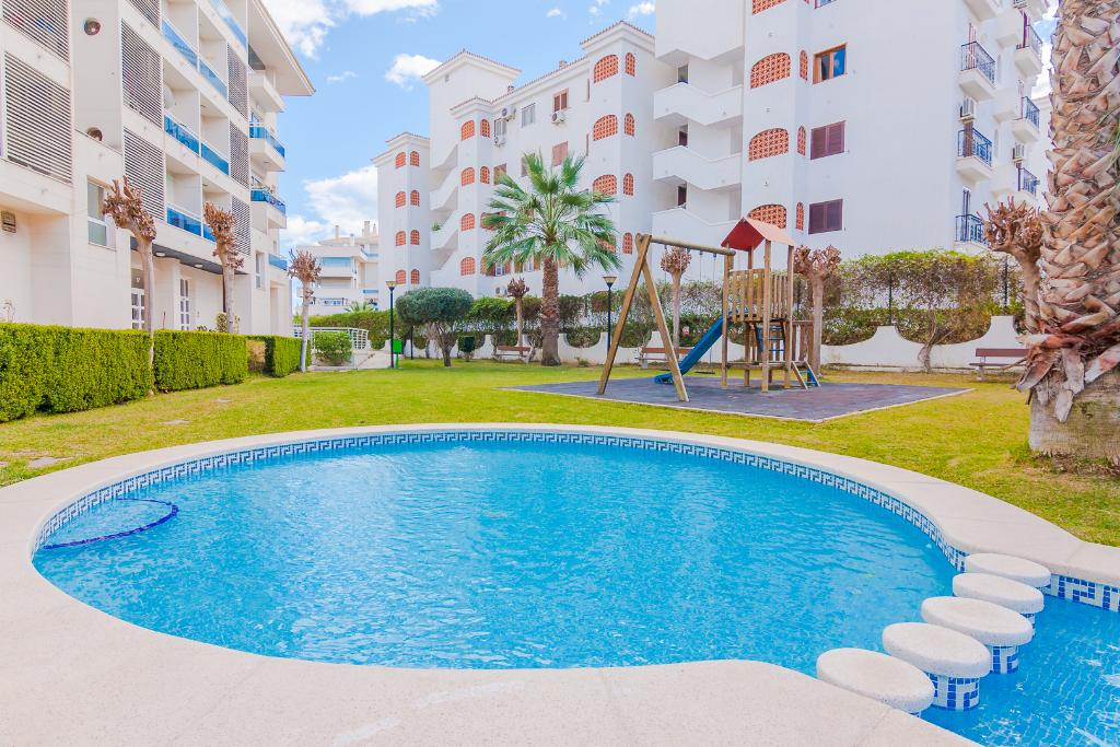 Bach 4,Apartment  with communal pool in Albir, on the Costa Blanca, Spain for 4 persons...