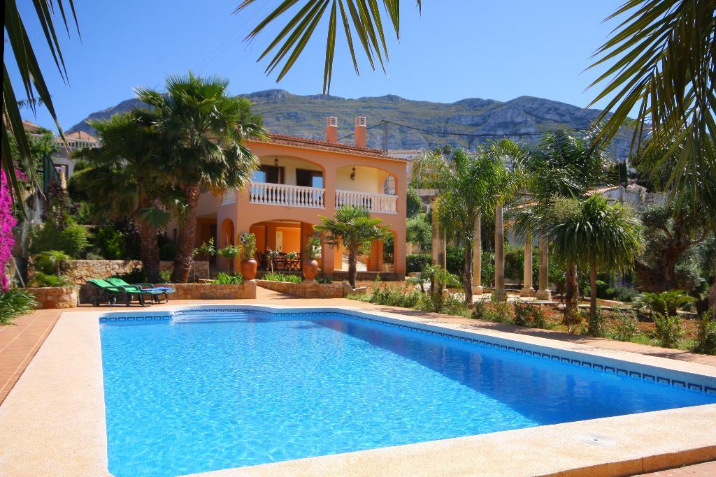 Orquidea,Villa in Denia, on the Costa Blanca, Spain  with private pool for 4 persons...