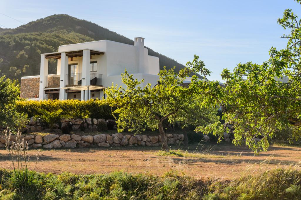 Villa Neus, Villa in Ibiza Town, Ibiza, Spain  with private pool for 10 persons...