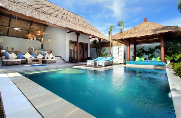 Asri, Beautiful and comfortable villa in Seminyak, Bali, Indonesia  with private pool for 4 persons...