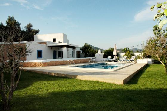 Couscous, Villa  with private pool in San Jordi, Ibiza, Spain for 5 persons...