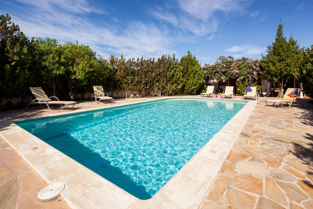 Can Vinyeta, Comfortable villa in San Agustín, Ibiza, Spain  with heated pool for 6 persons...