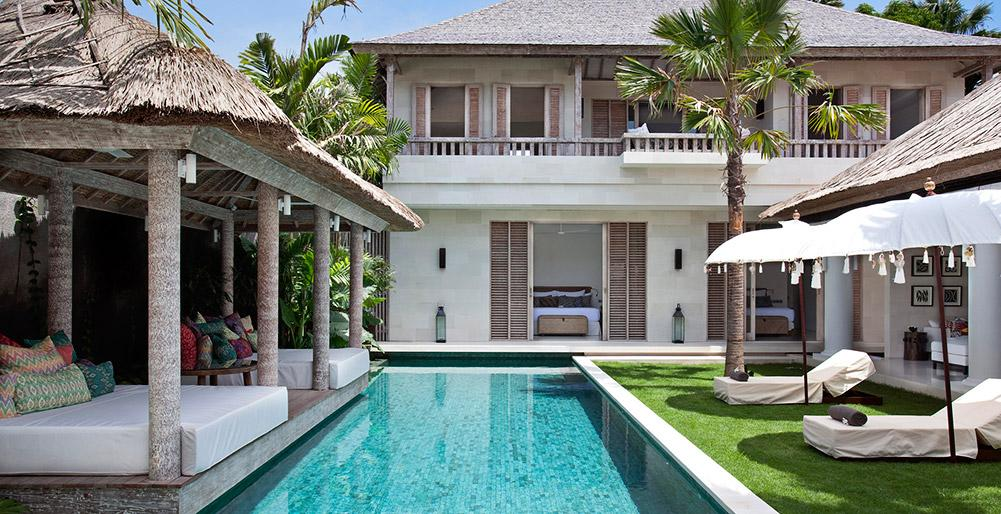 Adasa, Large and luxury villa in Seminyak, Bali, Indonesia  with private pool for 6 persons...
