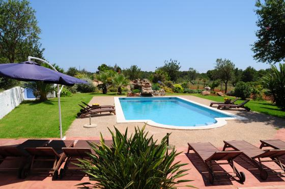 Can payesa, Villa  with private pool in Santa Eulalia, Ibiza, Spain for 13 persons...