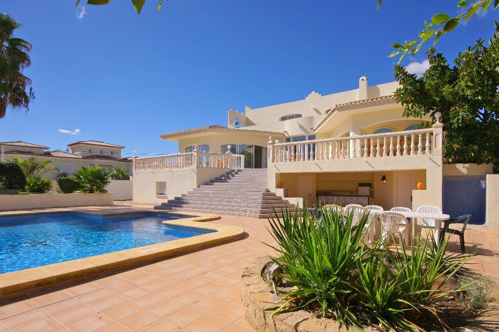 Holiday Villas Javea Costa Blanca
