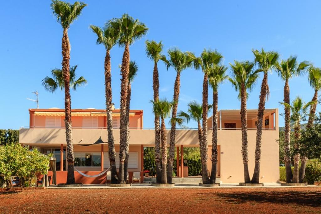 670,Villa  mit privatem Pool in San Lorenzo, auf Ibiza, Spanien für 6 Personen...
