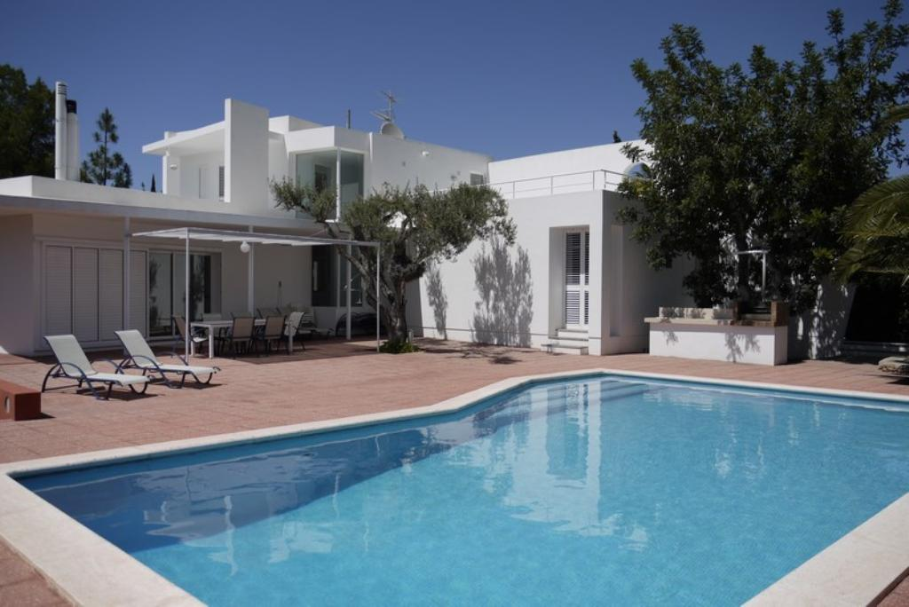 773, Villa in Jesus, Ibiza, Spain  with private pool for 8 persons...