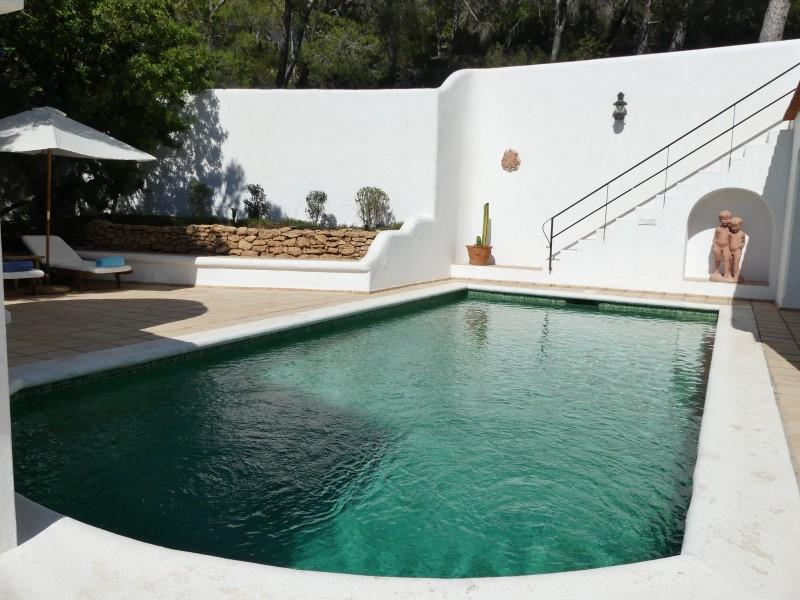 691, Villa  with private pool in Cala Salada, Ibiza, Spain for 8 persons...