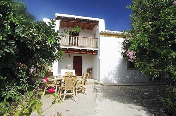 Miguel, Villa in San Carlos, Ibiza, Spain  with private pool for 7 persons...